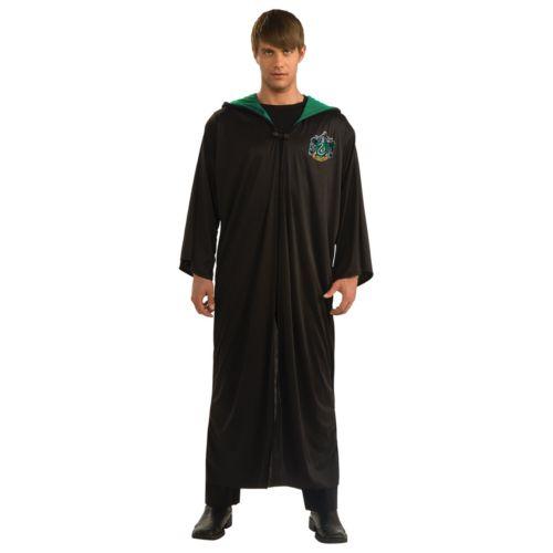 Harry Potter Slytherin Robe Costume - Adult