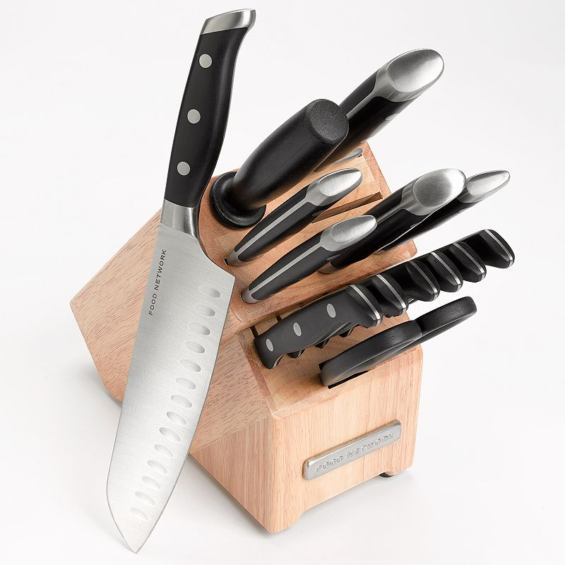 Food Network  Pc Triple Riveted Cutlery Set