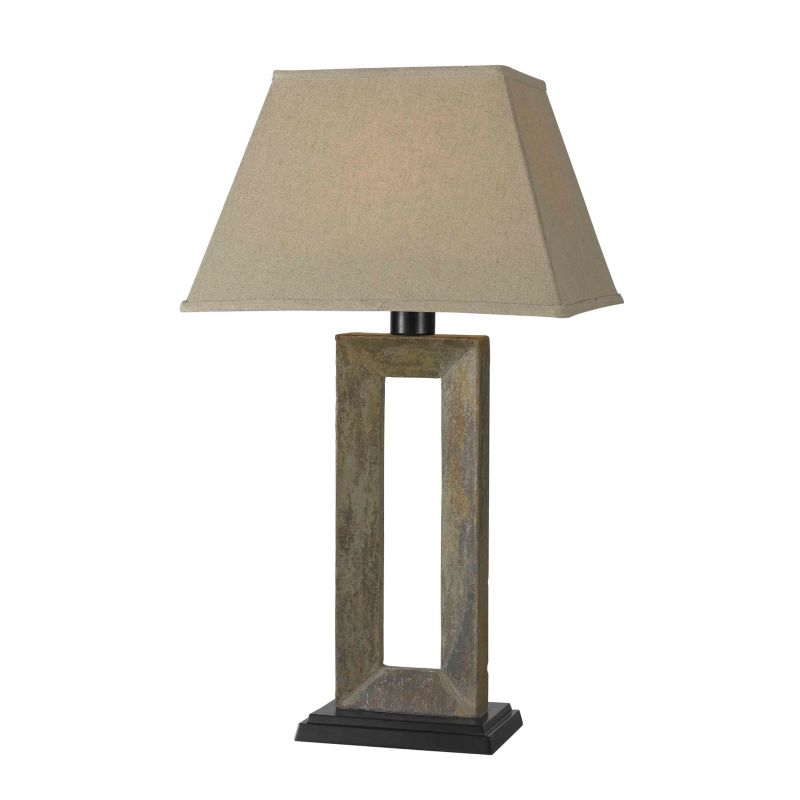 Egress Outdoor Table Lamp, Brown thumbnail