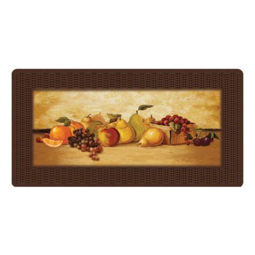 Delicious Fruit Kitchen Mat