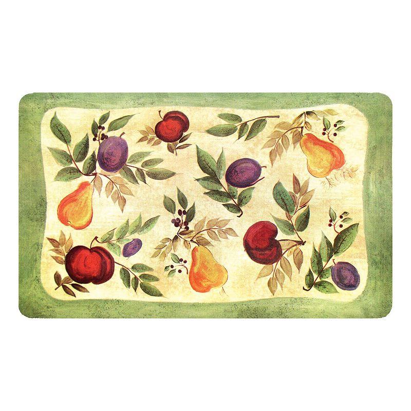 Napa Fruit Kitchen Mat