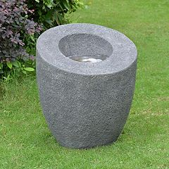 Magma Outdoor Floor Fountain by