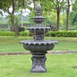 Click here to buy Costa Brava Outdoor Fountain Outdoor.