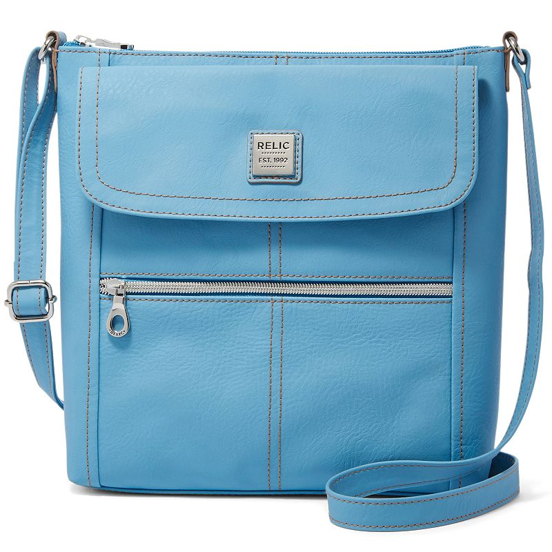 Relic Erica Flap Zip Crossbody Bag