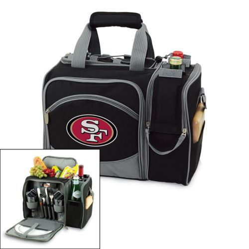 Picnic Time San Francisco 49ers Malibu Insulated Picnic Cooler