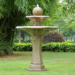 Provence Outdoor Floor Fountain by