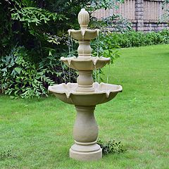 Sherwood Outdoor Floor Fountain by