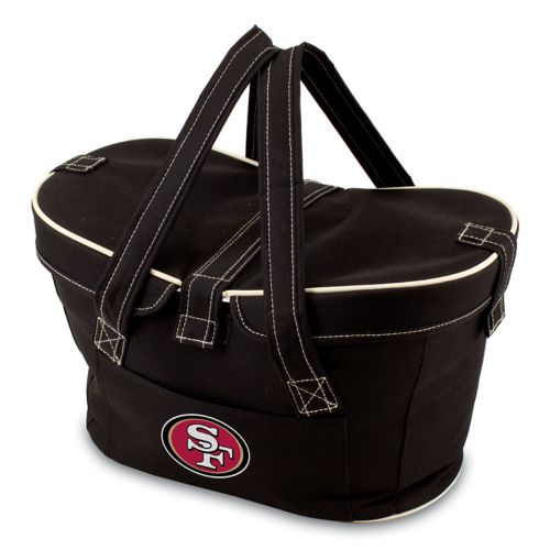 Picnic Time San Francisco 49ers Mercado Insulated Basket
