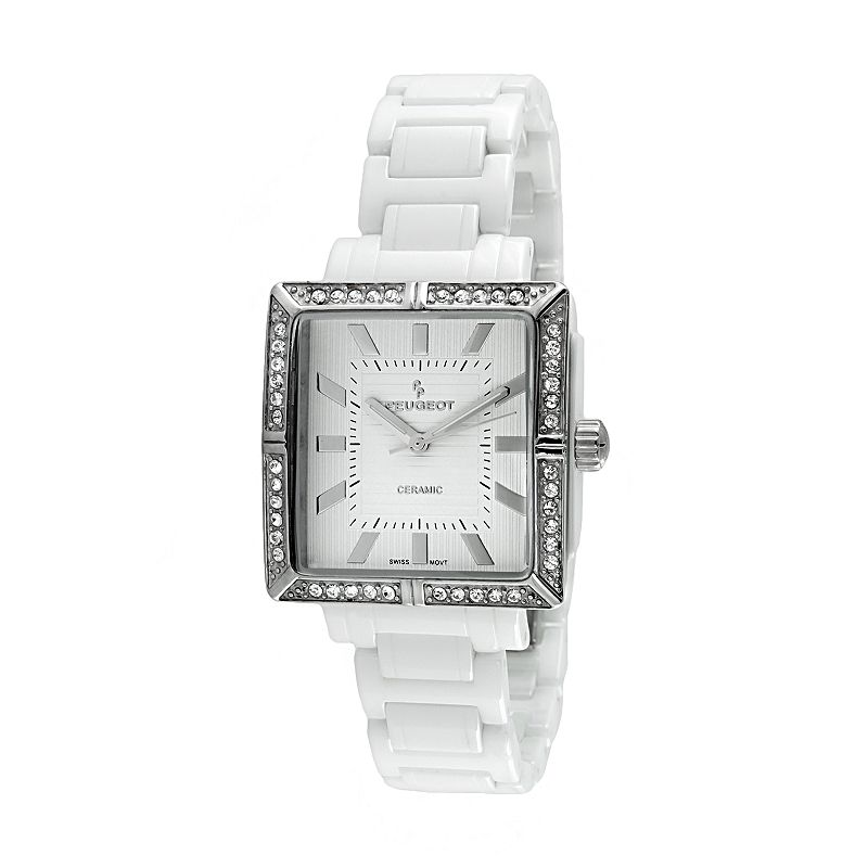 Peugeot Women's Crystal Watch - PS4903WT