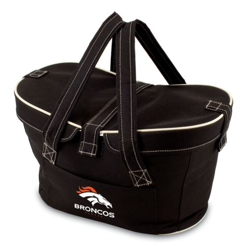 Picnic Time Denver Broncos Mercado Insulated Basket