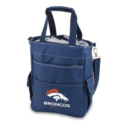 Picnic Time Denver Broncos Activo Insulated Lunch Cooler