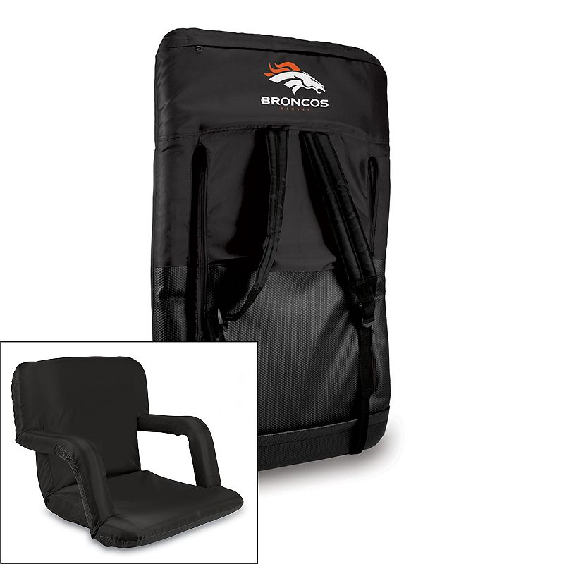 Picnic Time Denver Broncos Ventura Portable Chair