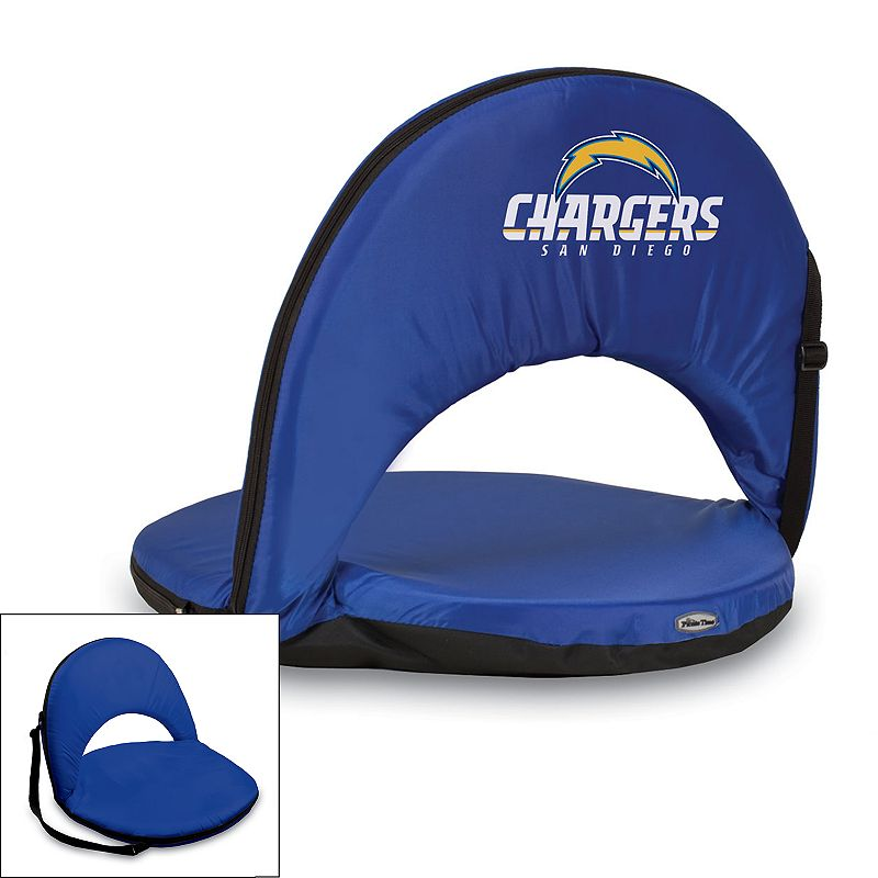 PICNIC TIME SAN DIEGO CHARGERS ONIVA PORTABLE CHAIR BLUE