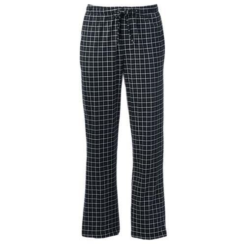 Men's Croft & Barrow® Plaid Lounge Pants