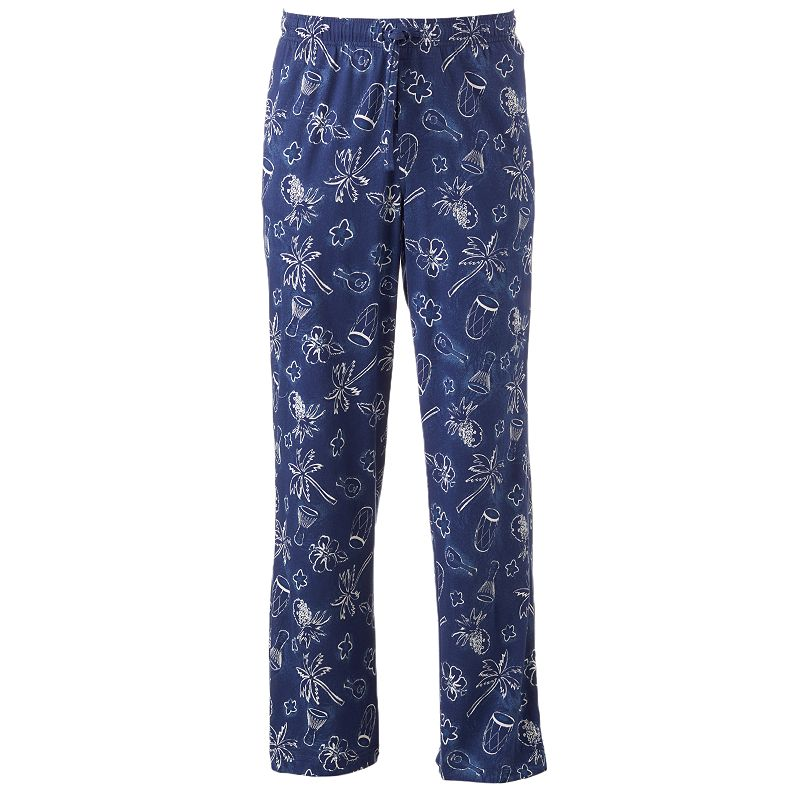 Men's Croft & Barrow® Plaid Lounge Pants