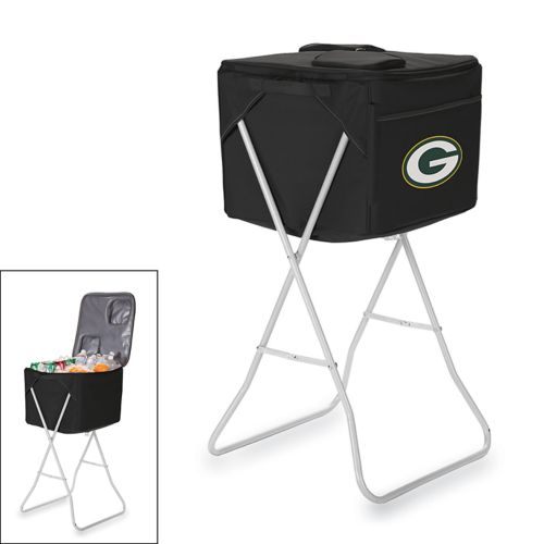 Picnic Time Green Bay Packers Party Cube