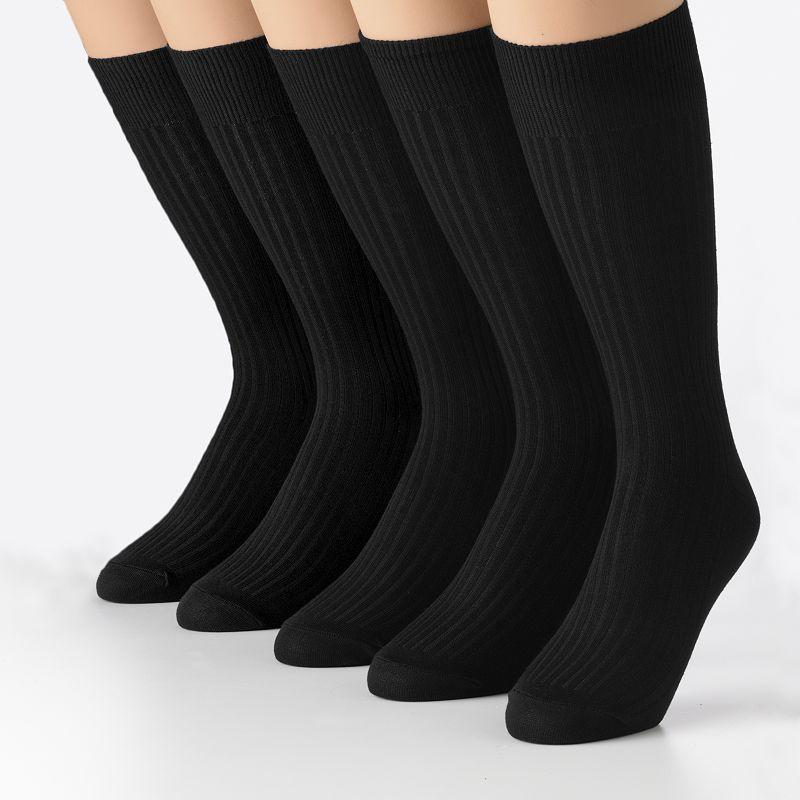 Men's Dockers® 5-pk. Performance Dress Socks
