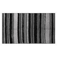 Ultra Spa Magic Plush Striped Bath Rug - 24'' x 40''