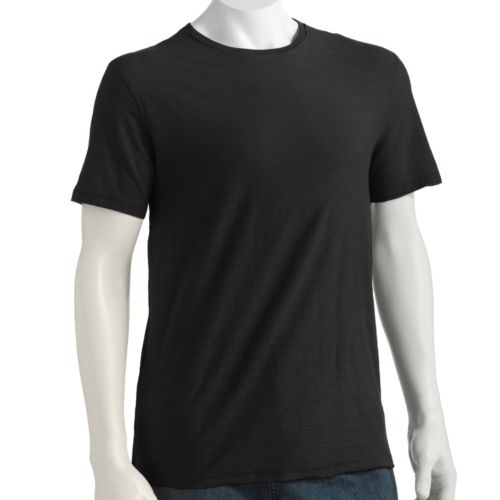 Helix Slubbed Solid Tee - Men