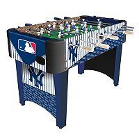 New York Yankees Foosball Game Table