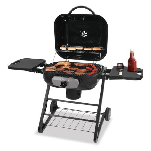 UniFlame Outdoor Charcoal Barbecue Grill