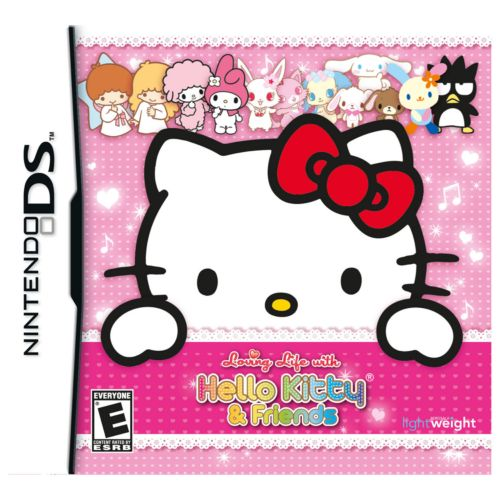 Loving Life with Hello Kitty® and Friends for Nintendo DS