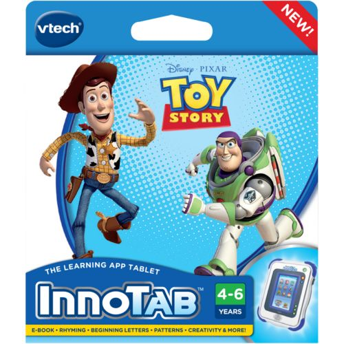 Disney / Pixar Toy Story InnoTab Software by VTech