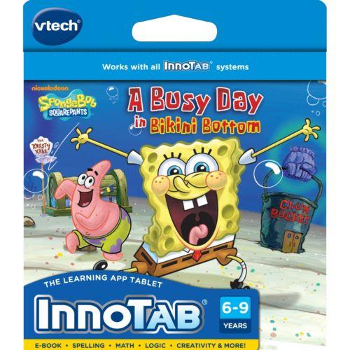 InnoTab SpongeBob SquarePants Game by VTech