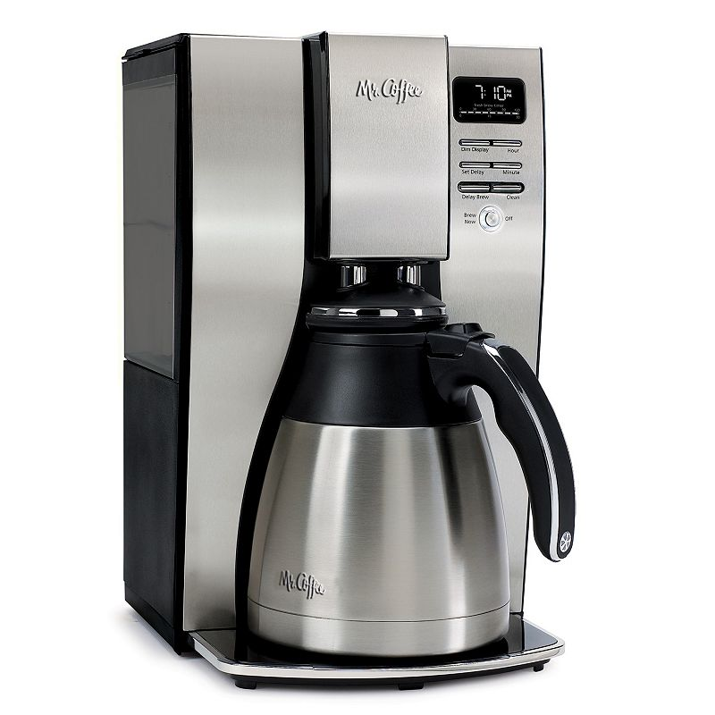 8 Cup Coffee Maker At Kohl S : Mr. Coffee 10-Cup Programmable Coffee Maker
