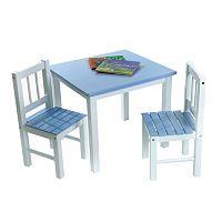 Lipper Children's Table & Chairs Set