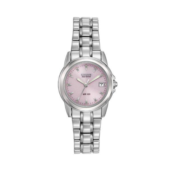 Citizen Eco-Drive Women's Silhouette Stainless Steel Watch - EW1620-57X