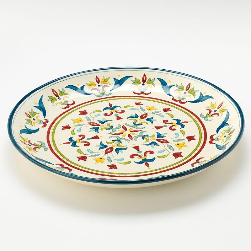 Bobby Flay™ Home Sevilla Blue Round Platter