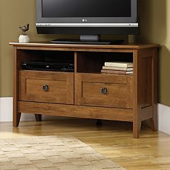 Sauder August Hill Corner Entertainment Stand by