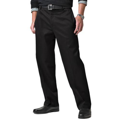 Dockers® Signature Khaki D3 Flat-Front Pants - Big & Tall