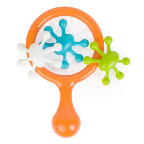 Boon Water Bugs Floating Bath Toys and Net