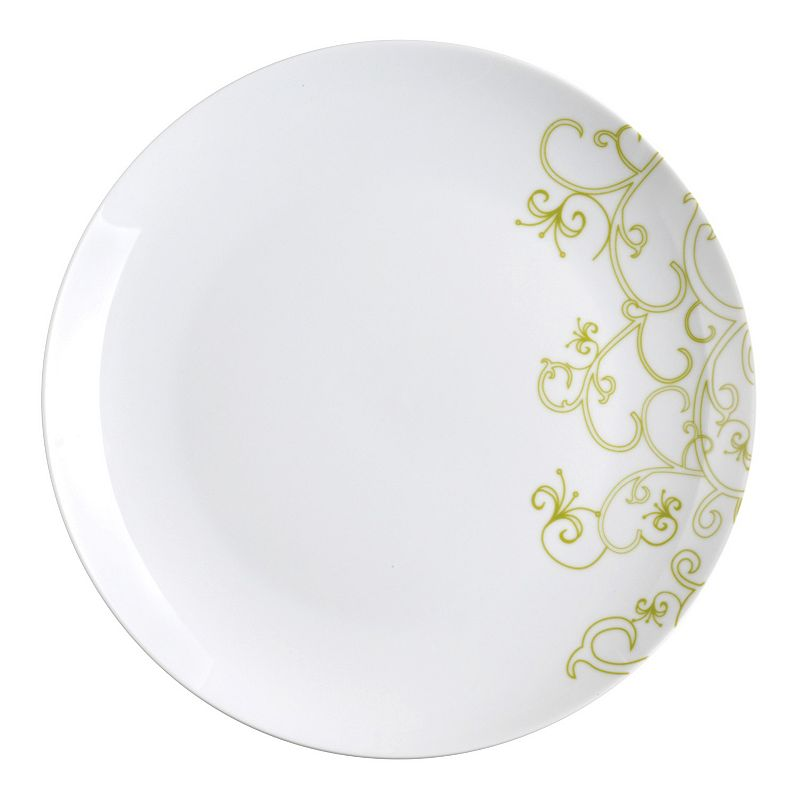 Rachael Ray Curly-Q 4-pc. Dinner Plate Set
