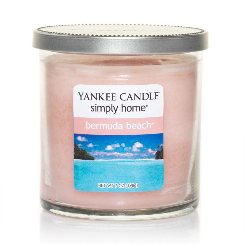 Yankee Candle simply home Bermuda Beach 7-oz. Jar Candle