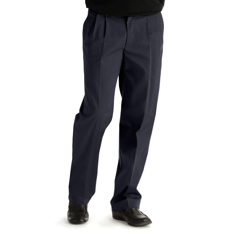 Permanent Crease Pocket Pants Kohl S