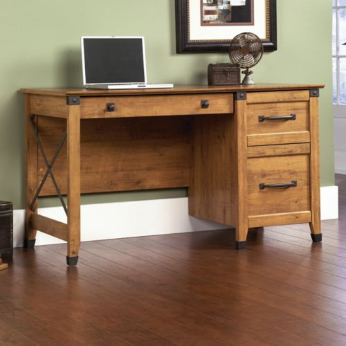 Sauder Registry Row Desk