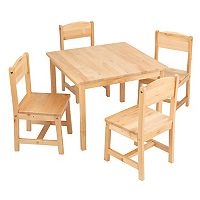 KidKraft Farmhouse Table & Chair Set