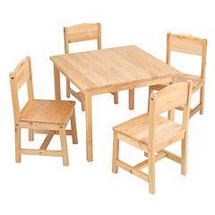 KidKraft Farmhouse Table & Chair Set by