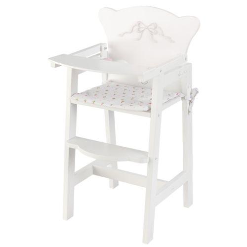 KidKraft Tiffany Bow Lil' Doll High Chair