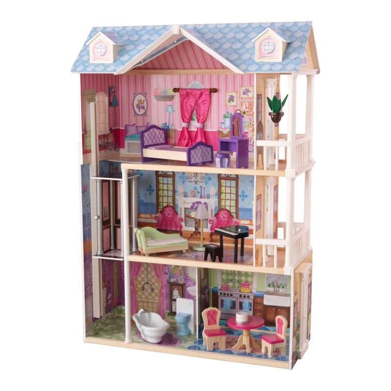 KidKraft My Dreamy Dollhouse, Multicolor