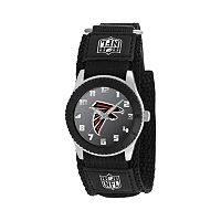 Game Time Rookie Series Atlanta Falcons Silver Tone Watch - NFL-ROB-ATL - Kids