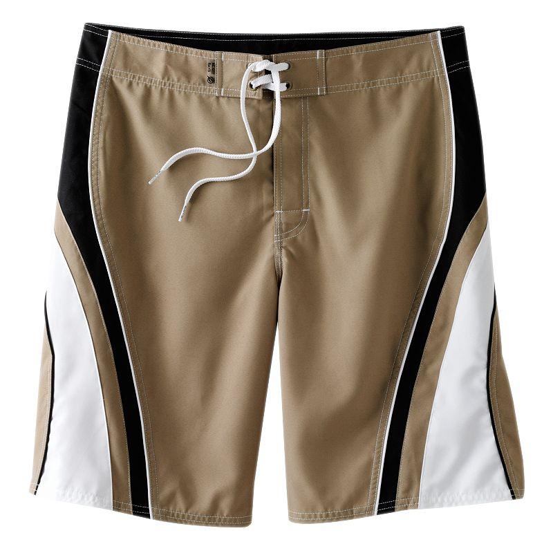 Men's Beach Rays Color Splice Board Shorts