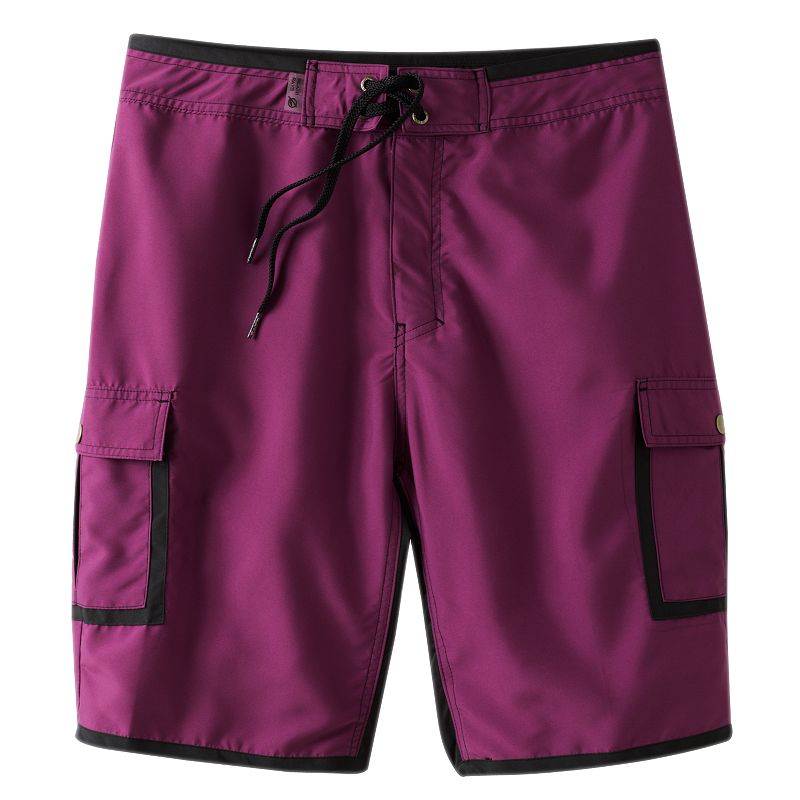 Men's Beach Rays Solid Board Shorts