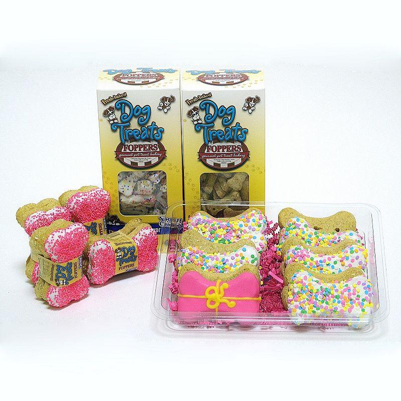 Foppers 178-pc. Birthday Dog Treat Gift Set