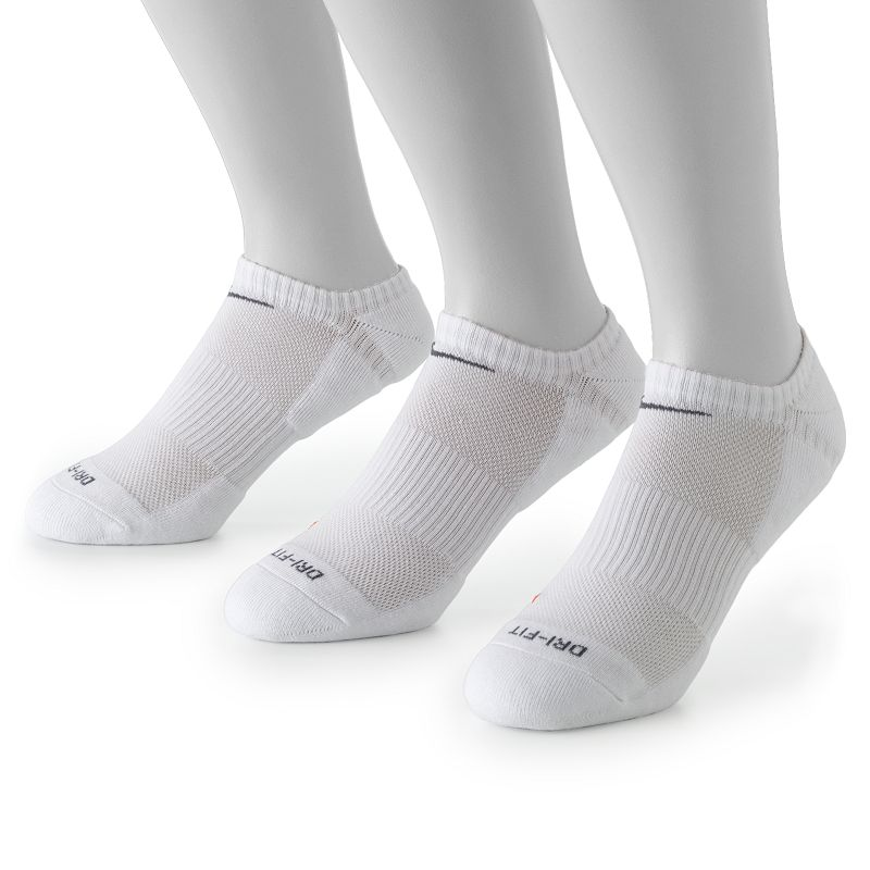 Men's Nike 3-pk. Dri-FIT No-Show Socks