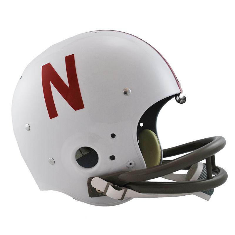 Riddell Nebraska Cornhuskers 70 - 81 Throwback Replica Helmet