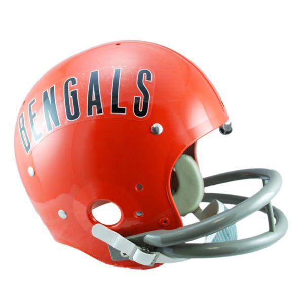 Riddell Cincinnati Bengals 68 - 79 Throwback Replica Helmet